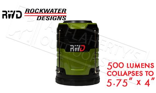 RWD TAK-LITE 500 COLLAPSIBLE LANTERN #2095