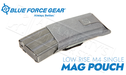 Blue Force Gear Ten-Speed Low Rise M4 Belt Pouch #BT-TSP-M4-LM