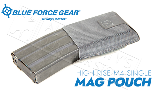 Blue Force Gear Ten-Speed High Rise M4 Belt Pouch #BT-TSP-M4-HM