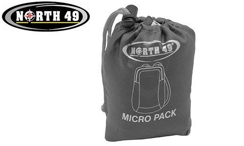 NORTH 49 MICRO PACK BACKPACK, 15L VARIOUS COLOURS #236
