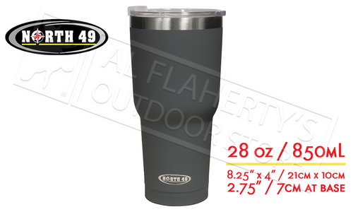 NORTH 49 INSULATED TRAVEL MUG WITH LID 850ML #683