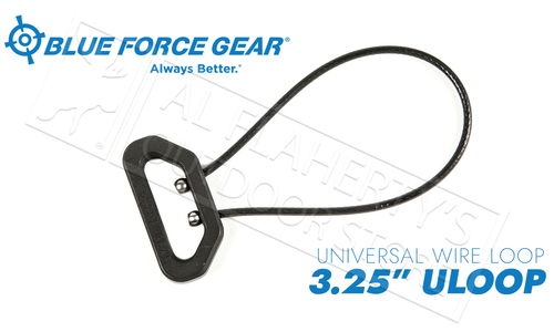"Blue Force Gear Universal Wire Loop 3.25"" #UWL-325"