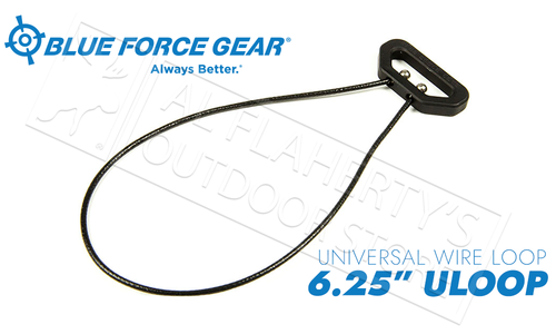 "Blue Force Gear Universal Wire Loop 6.25"" #UWL-625"