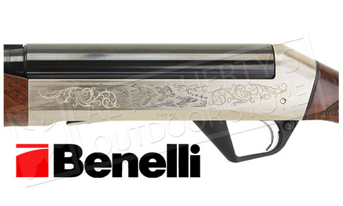 "Benelli Super Black Eagle Shotgun, 12 Gauge with 28"" Barrel - LTD Edition"