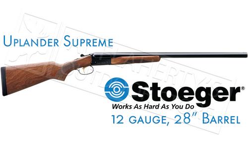 """STOEGER IGA UPLANDER SUPREME SHOTGUN, 12 GAUGE, 28"""" BARREL #31105"""