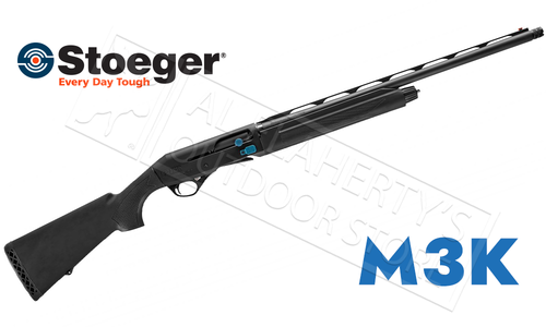 "Stoeger 3 Gun Shotgun M3K 3-Gun Shotgun 12-Gauge 2-3/4"" and 3"" #31855"
