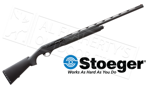 "STOEGER M3000 12 OR 20 GAUGE, 3"" CHAMBER, 28"" BARREL BLACK SYNTHETIC"