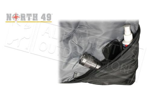 """N49 DOUBLE COMFORT SLEEPING BAG - 67"""" X 77"""" #5899"""