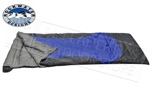 "RWD HEAT ZONE ULTRALITE SLEEPING BAG - 34"" X 78"" #5030"