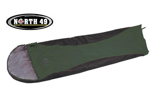 NORTH 49 LITTLE PUP 200 SLEEPING BAG #5896