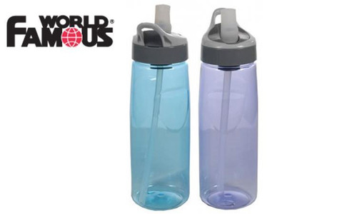 WFS TRITAN BOTTLE WITH FOLDING BITE-VALVE SPOUT, 700ML #1395