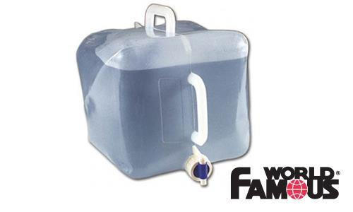 WORLD FAMOUS COLLAPSING WATER JUG - 20 LITER #2362