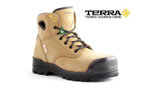 TERRA BARON WORKBOOT TAN #2924B