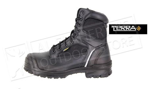 "WILDSIDER WICHITA BY TERRA BLACK 8"" #2965B"