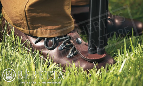 Beretta Barrel Rest for Boots, Leather #ST600