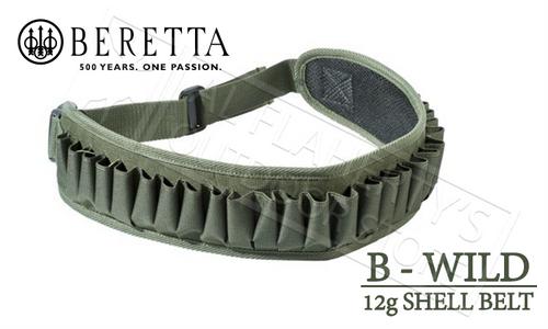 Beretta B-Wild 12g Shell Belt #FO241T16110789UNI