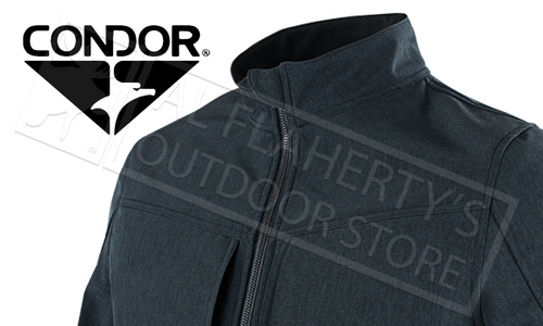 CONDOR INTREPID SOFT SHELL JACKET L-2XL