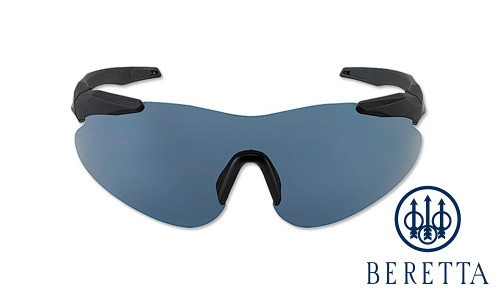 Beretta Challenge Performance Shooting Glasses - Blue #OCA1-0002-0504