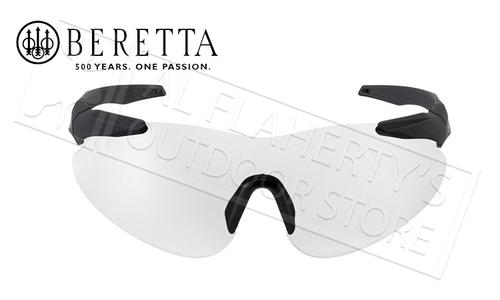 Beretta Challenge Series Performance Shooting Glasses, Clear #OCA1-0000-2090