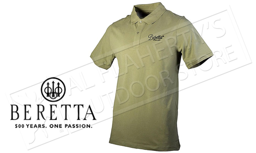 Beretta Classic Polo in Army Green #MP01207207078K