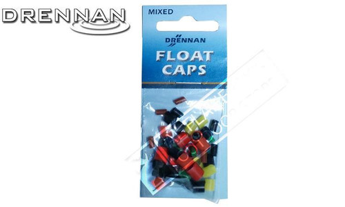 DRENNAN FLOAT CAPS, MIXED PACK