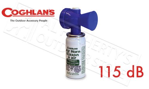 COGHLAN'S AIR HORN, 1.4 OZ. #1414
