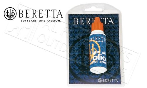 Beretta Gun Oil, 25mL Bottle #OL32000209