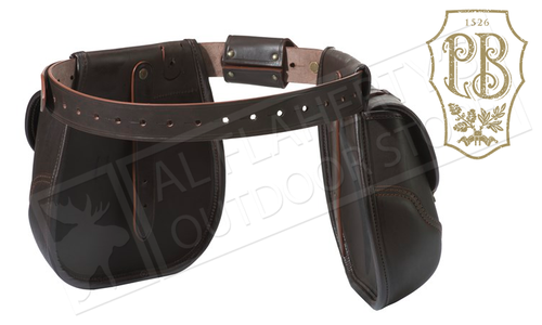 Beretta Hoplon Cartridge Belt, Italian Leather #BS451L00920889UNI