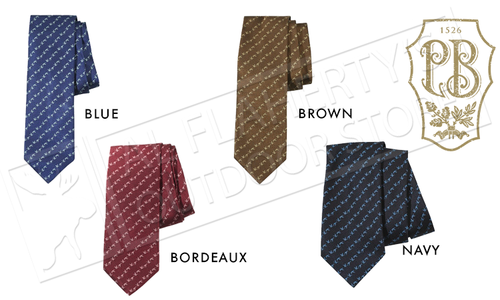Beretta Jacquard Tie in Silk #CR131T1381