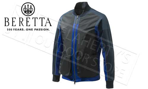 Beretta Soft Shell Shooting Bomber Jacket #GT561T13190504