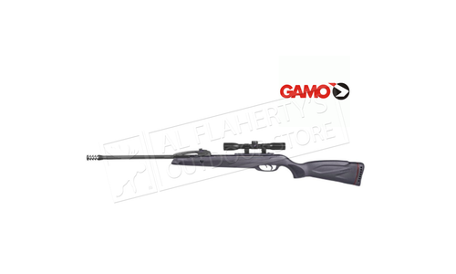 Gamo Swarm 10X 10-Shot Break-Action Air Rifle, 495FPS Variant .177 Caliber #6110037547