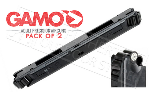 GAMO P25/PT85 2X8 MAGAZINES, PACK OF 2