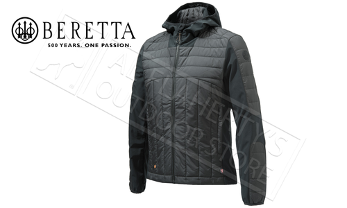 Beretta Combi BIS Static Soft-Shell Jacket in Black, M-3XL #GU153T14190999
