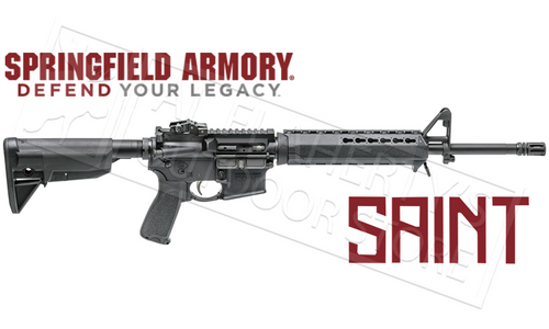 SPRINGFIELD SAINT AR15 5.56 RIFLE