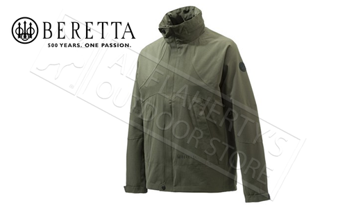 Beretta Lite Shell Jacket - Green #GU972022950715