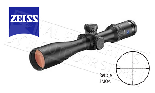 ZEISS CONQUEST V4 RIFLE SCOPE 4-16X44MM WITH #94 ZMOA-2 RETICLE
