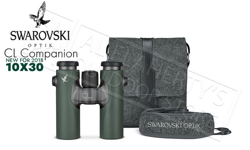 SWAROVSKI CL 10X30G WILD NATURE BINOCULAR KIT