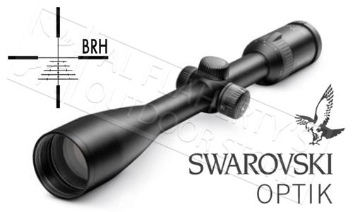 SWAROVSKI Z5 SCOPE 3.5-18X44MM WITH BR-H RETICLE & PARALLAX ADJUSTMENTS