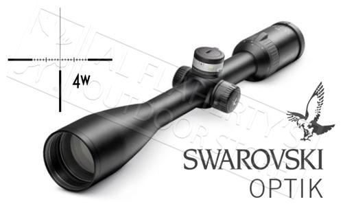 SWAROVSKI Z5 SCOPE 3.5-18X44MM 4W RETICLE, BALLISTIC TURRETS, PARALLAX ADJUSTABLE