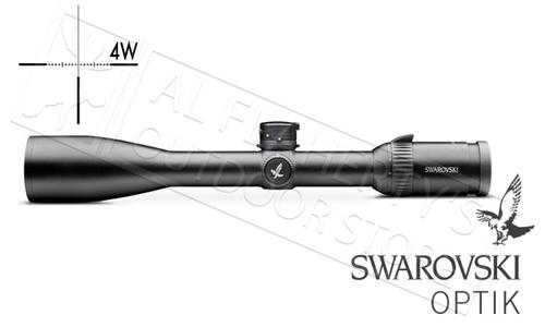 SWAROVSKI Z6 L SCOPE 3-18X50MM, 4W WITH BALLISTIC TURRETS