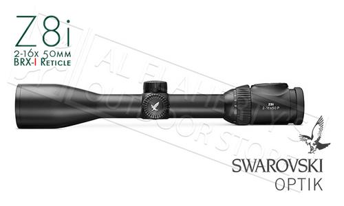 SWAROVSKI RIFLE SCOPE Z8I 2-16X50 P BRX-I