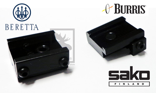 Beretta Mount for Burris Eliminator Scopes to Mount on Sako Rifles #E00536