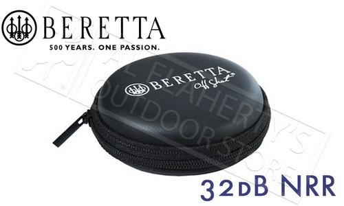 Beretta Off Shot Ear Plugs, Mini-Head Set 32db NRR #CF031A56
