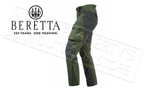 Beretta Thornproof Pants in Green, L-2XL #CU231T06490715