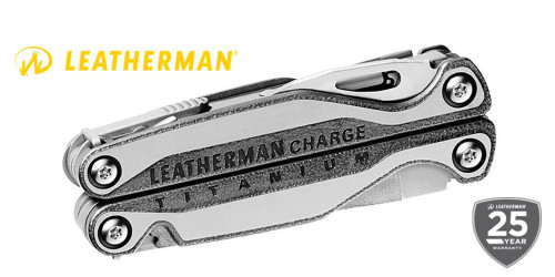 LEATHERMAN CHARGE TTI PREMIUM #830731