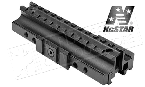 NCSTAR AR15 TRI-RAIL MOUNT/RISER FOR FLAT-TOP