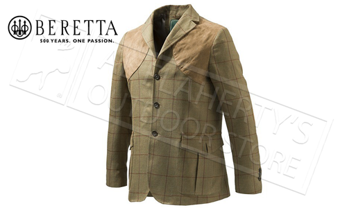 Beretta St James Light Jacket, Sizes 54-58 Italian #GU742T1299016B