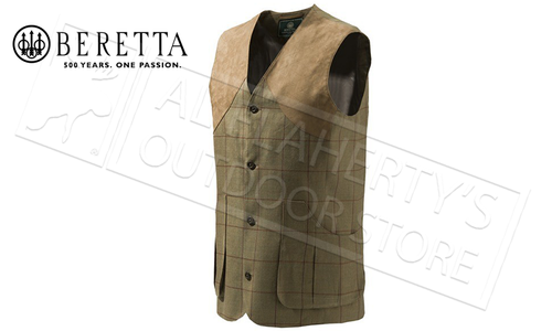 Beretta St James Light Vest, Sizes 52-56 Italian #GU752T1299016B