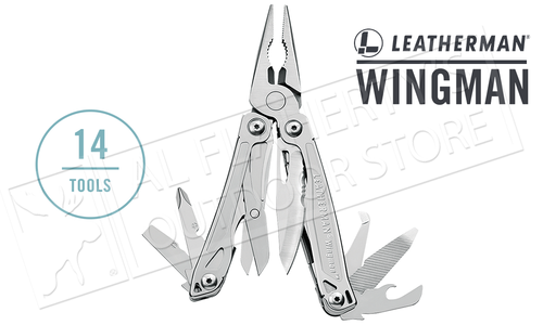 Leatherman Wingman Multi-Tool #832523