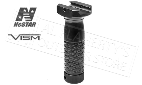 NCSTAR AR15 VERTICLE GRIP W/RUBBER OVERMOLD #AARH